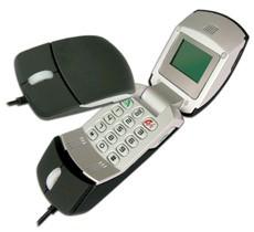 mouse-fone-VoIP da Leadership